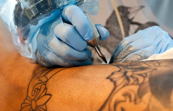 What makes a tattoo permanent